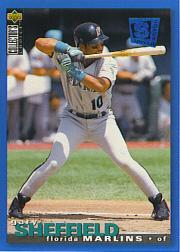 1995 Collector's Choice SE #130 Gary Sheffield