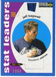 1995 Collector's Choice SE #138 Jeff Bagwell STL