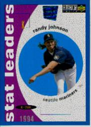 1995 Collector's Choice SE #143 Randy Johnson STL