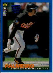 1995 Collector's Choice SE #153 Rafael Palmeiro