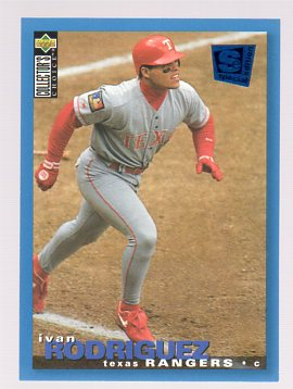 1995 Collector's Choice SE #188 Ivan Rodriguez