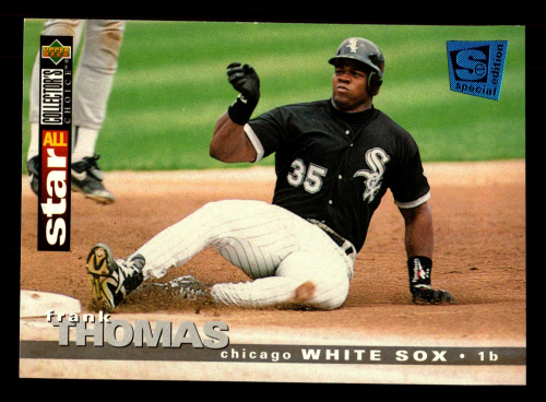 1995 Collector's Choice SE #235 Frank Thomas