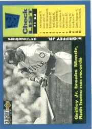 1995 Collector's Choice SE #261 Ken Griffey Jr. CL