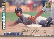 1995 Collector's Choice SE Gold Signature #117 Manny Ramirez