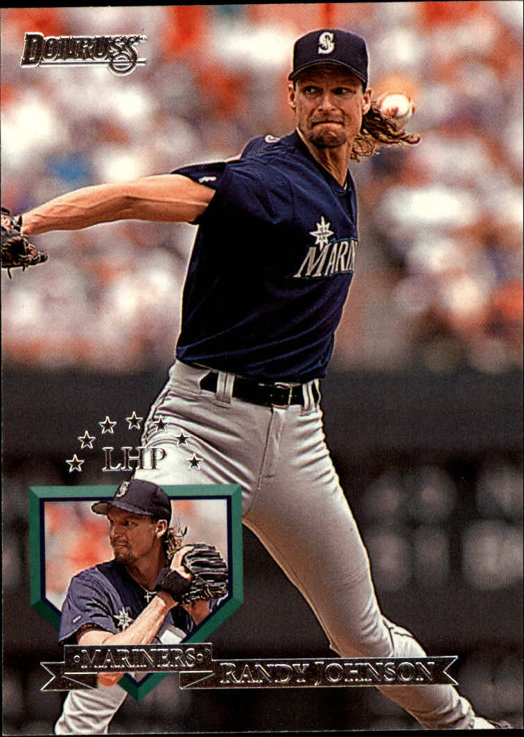 1995 Donruss #18 Randy Johnson