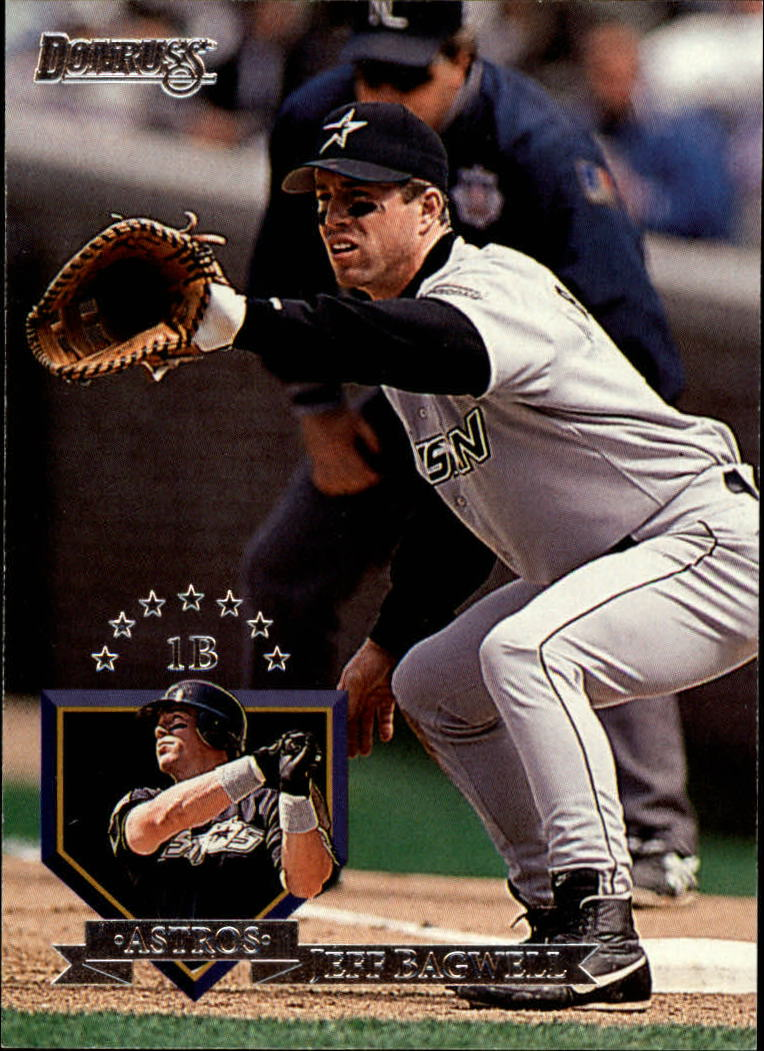 1995 Donruss #20 Jeff Bagwell