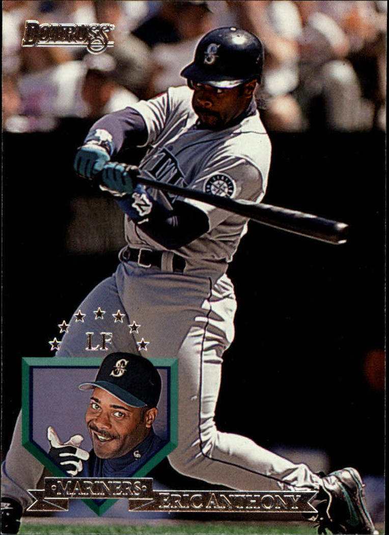 1995 Donruss #31 Eric Anthony