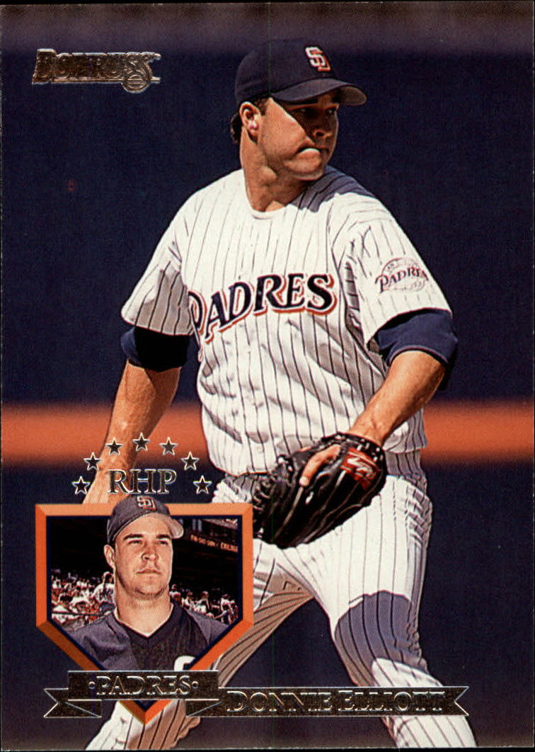 1995 Donruss #104 Donnie Elliott