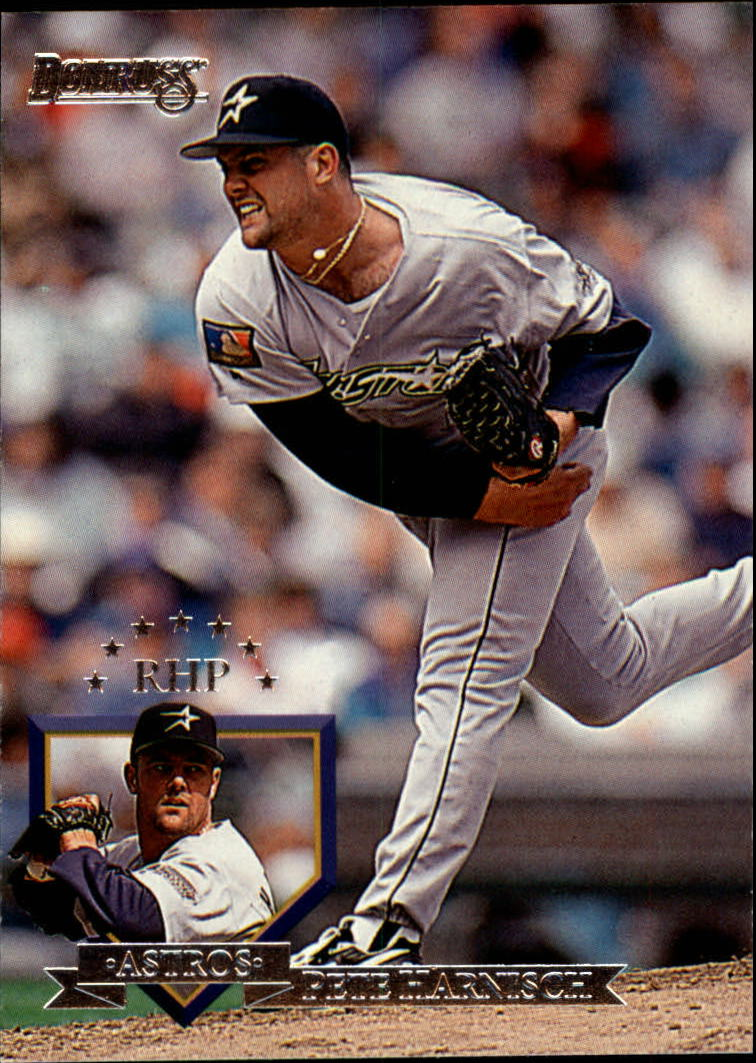 1995 Donruss #119 Pete Harnisch