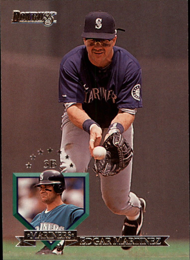 1995 Donruss #151 Edgar Martinez