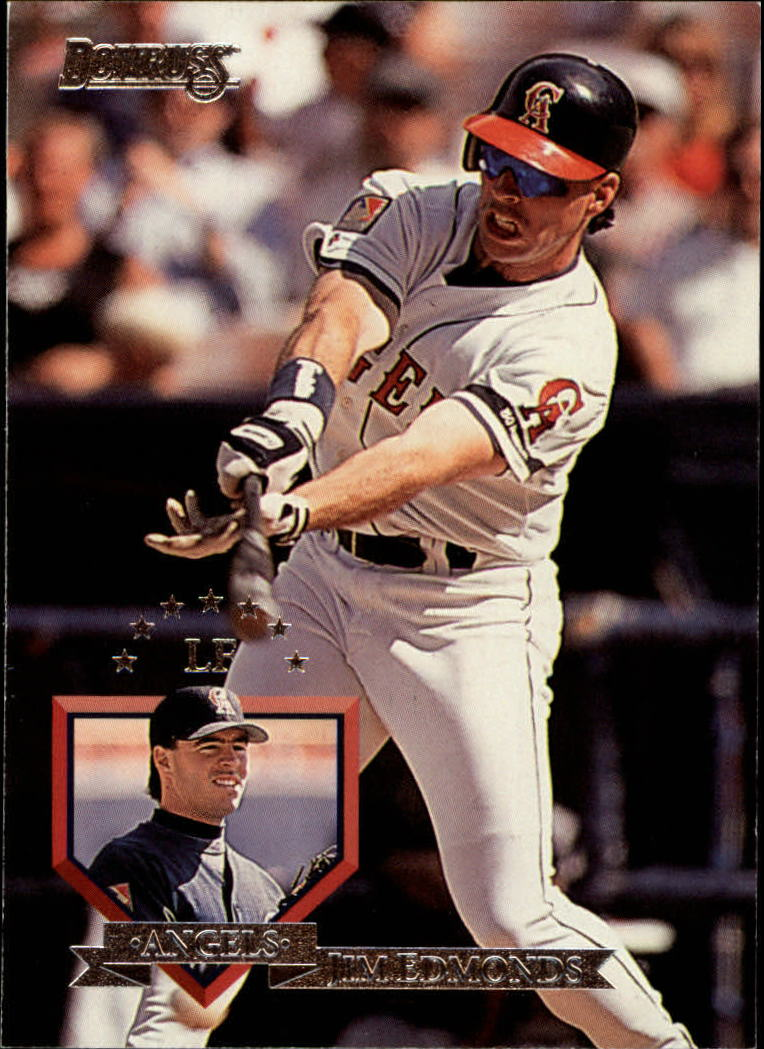 1995 Donruss #223 Jim Edmonds