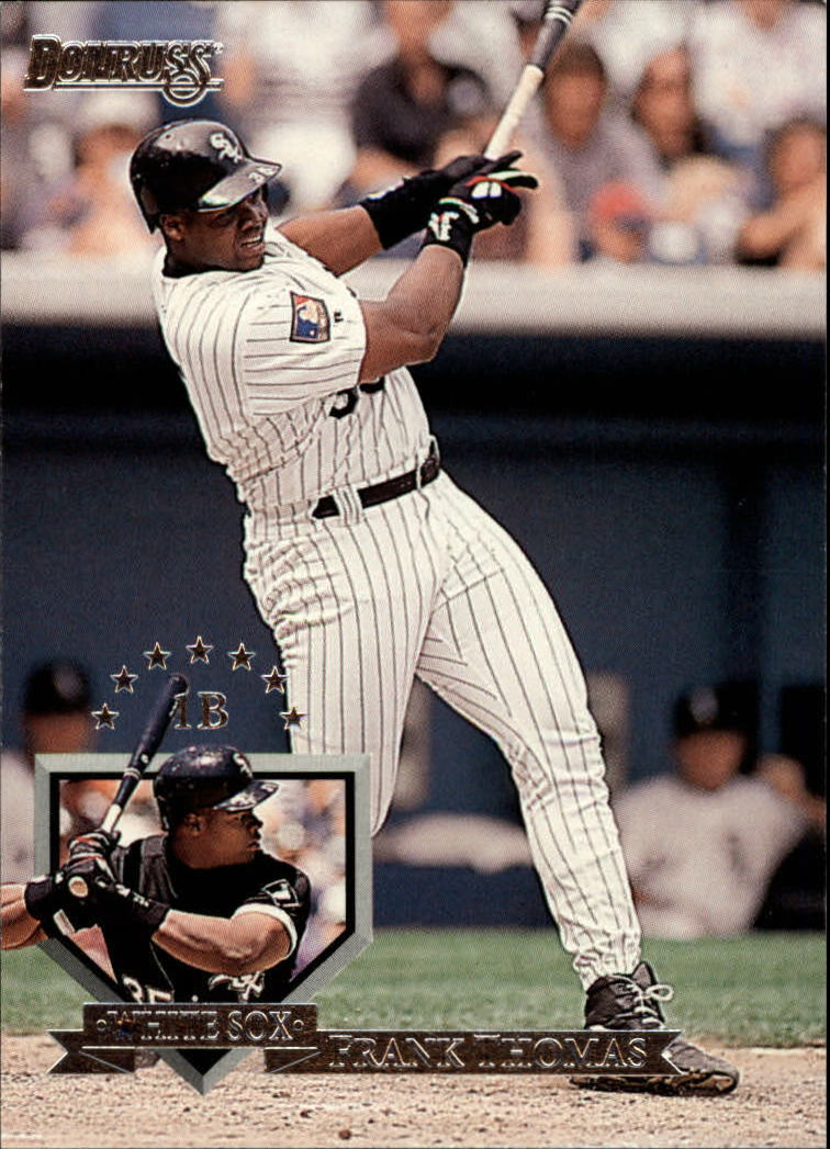 1995 Donruss #275 Frank Thomas
