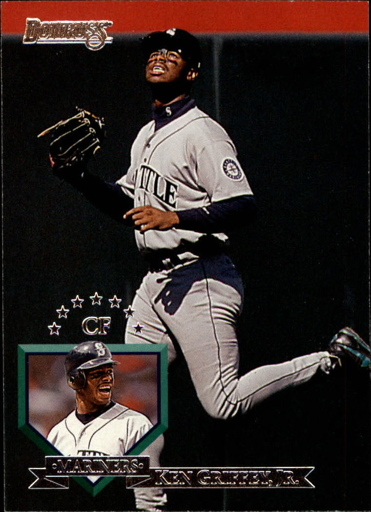 1995 Donruss #340 Ken Griffey Jr.
