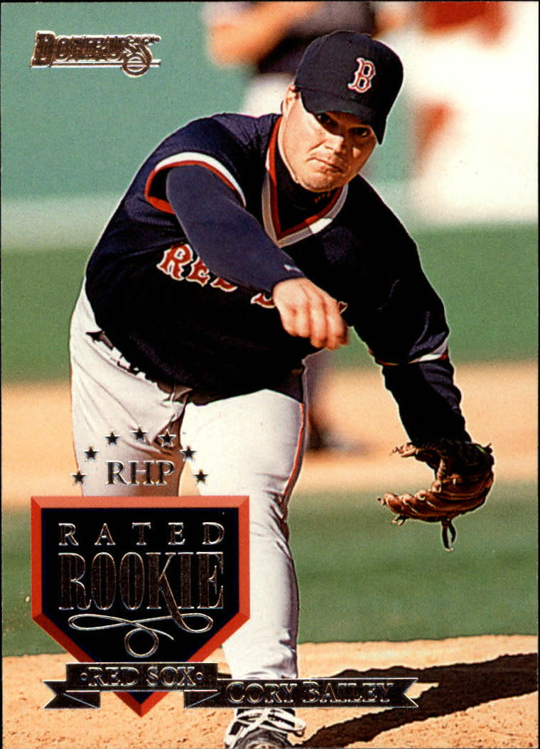 1995 Donruss #344 Cory Bailey
