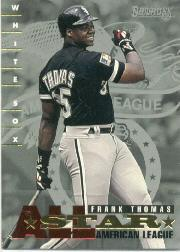 1995 Donruss All-Stars #AL3 Frank Thomas