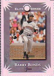 1995 Donruss Elite #56 Barry Bonds