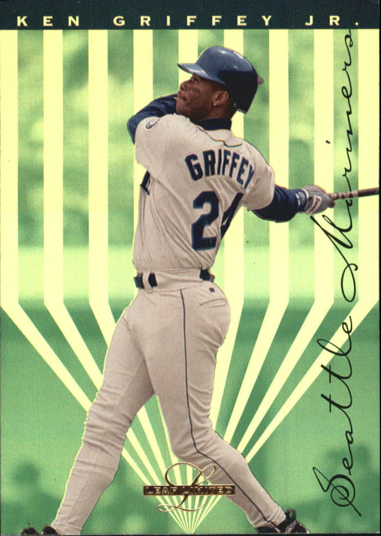 1995 Leaf Limited Gold #6 Ken Griffey Jr.