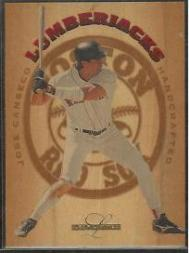 1995 Leaf Limited Lumberjacks #12 Jose Canseco