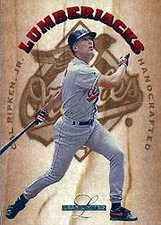 1995 Leaf Limited Lumberjacks #16 Cal Ripken