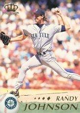 1995 Pacific #399 Randy Johnson