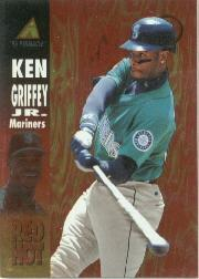 1995 Pinnacle Red Hot #RH2 Ken Griffey Jr.
