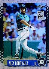 1995 Score Rookie Dream Team #RDT3 Alex Rodriguez