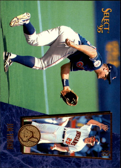 1995 Select #32 Jim Thome