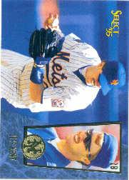 1995 Select #77 Jeff Kent
