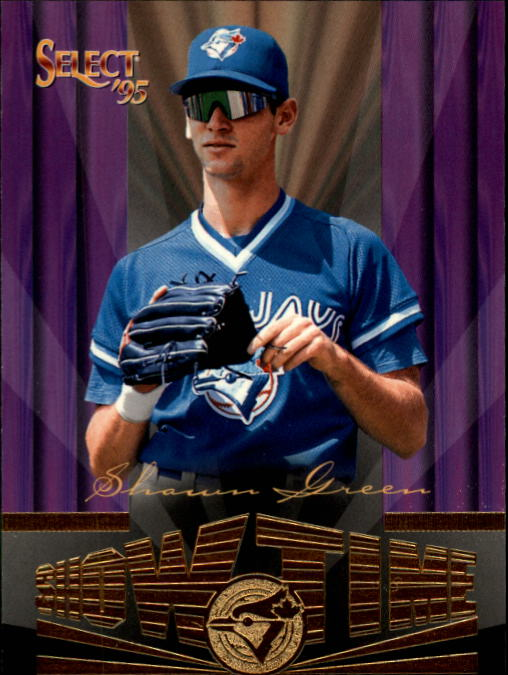 1995 Select #240 Shawn Green ST