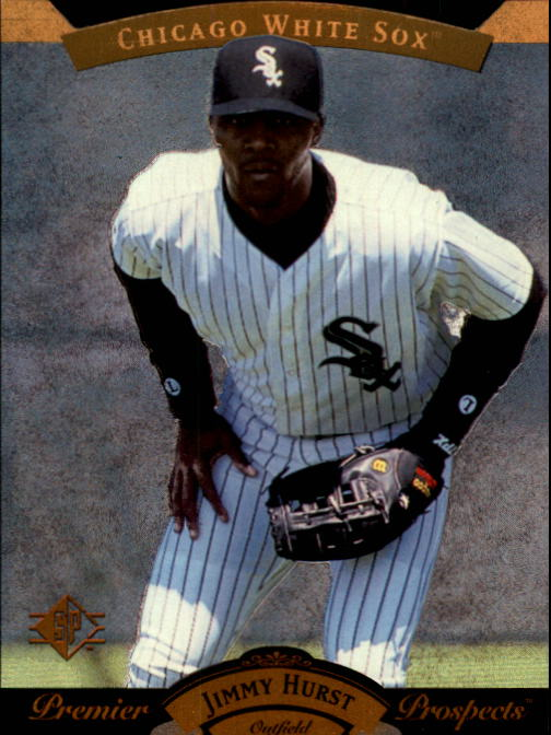 1995 SP #12 Jimmy Hurst FOIL