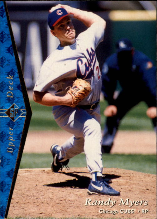 1995 SP #37 Randy Myers