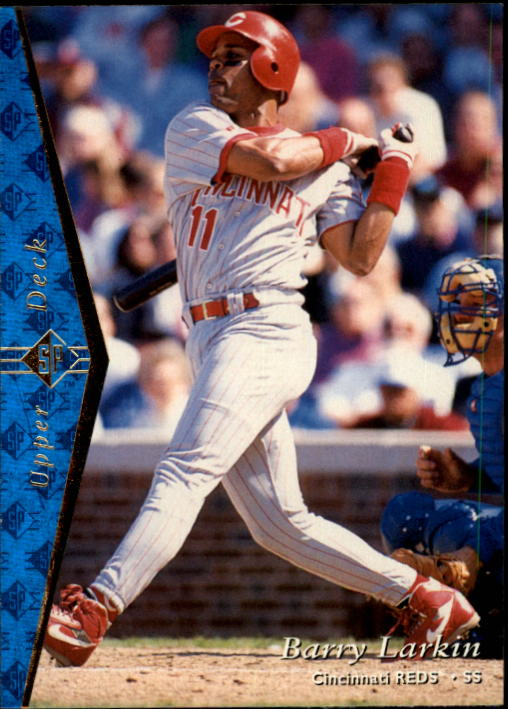 1995 SP #45 Barry Larkin