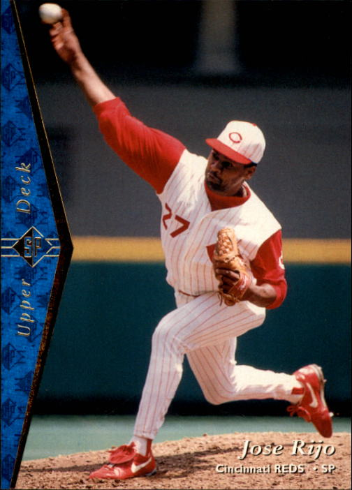 1995 SP #46 Jose Rijo