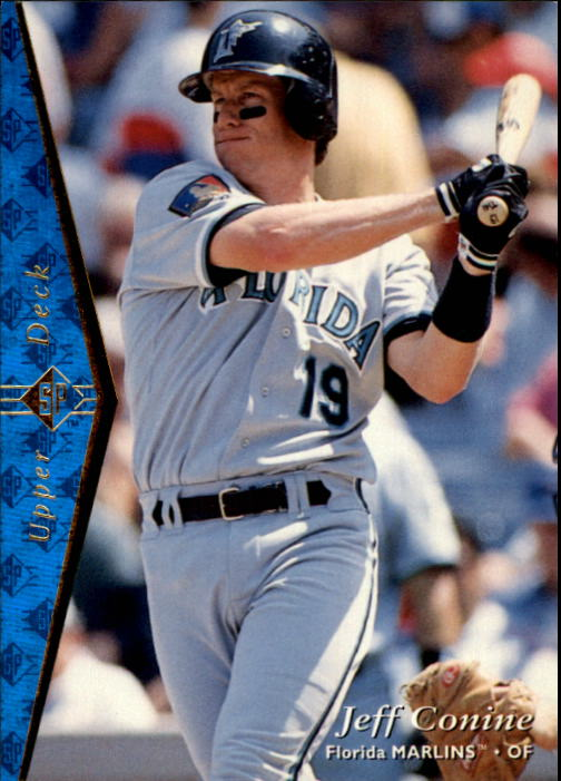 1995 SP #53 Jeff Conine