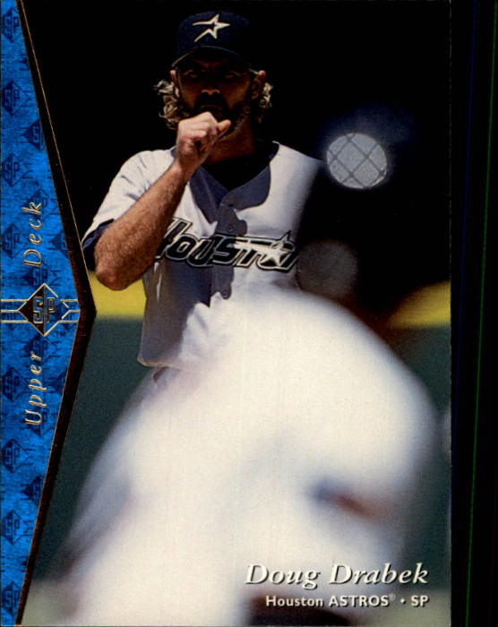 1995 SP #63 Doug Drabek