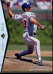 1995 SP #72 Jeff Fassero