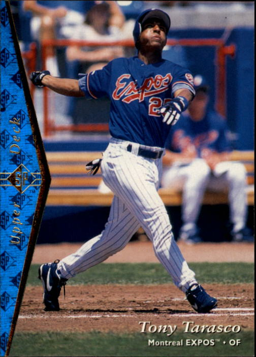 1995 SP #75 Tony Tarasco