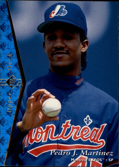 1995 SP #77 Pedro Martinez