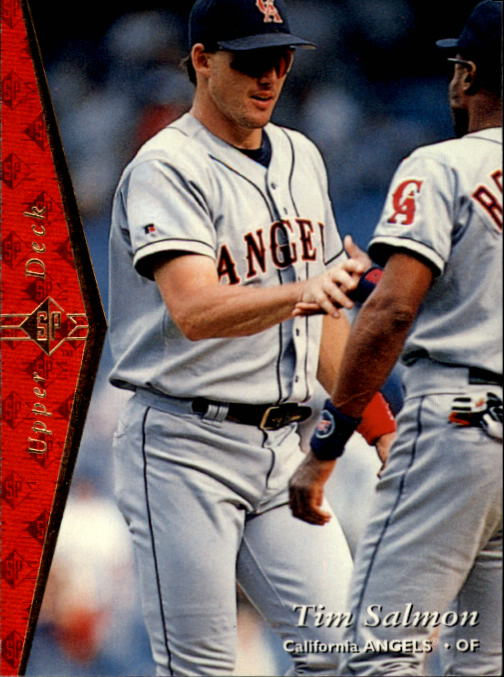 1995 SP #135 Tim Salmon