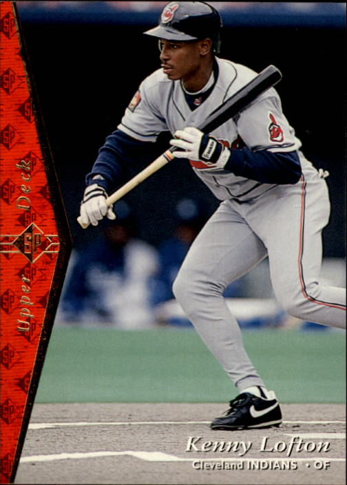1995 SP #150 Kenny Lofton