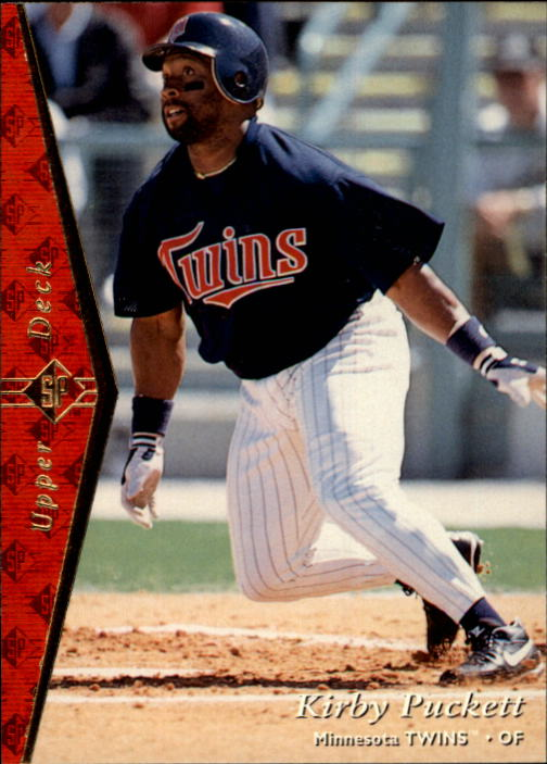 1995 SP #170 Kirby Puckett