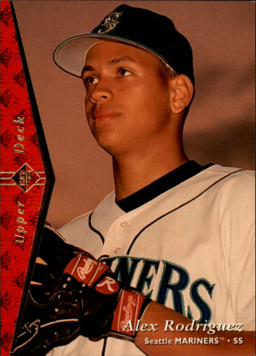 1995 SP #188 Alex Rodriguez