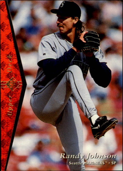 1995 SP #189 Randy Johnson