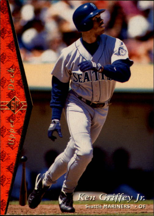 1995 SP #190 Ken Griffey Jr.