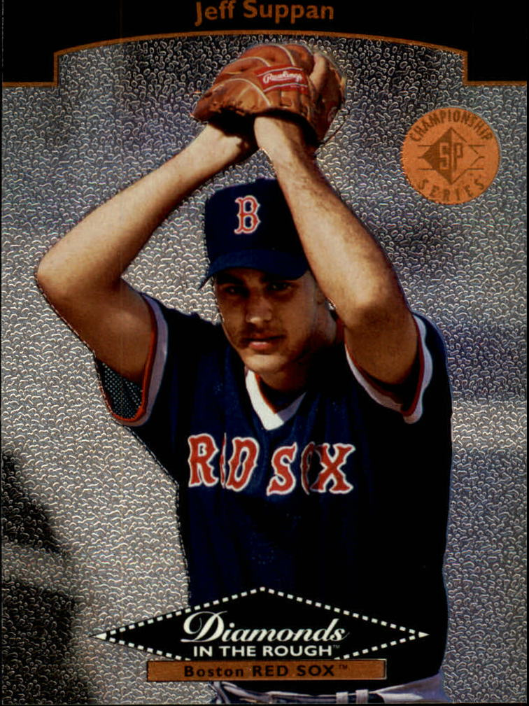 1995 SP Championship #17 Jeff Suppan