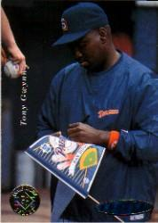 1995 SP Championship #90 Tony Gwynn