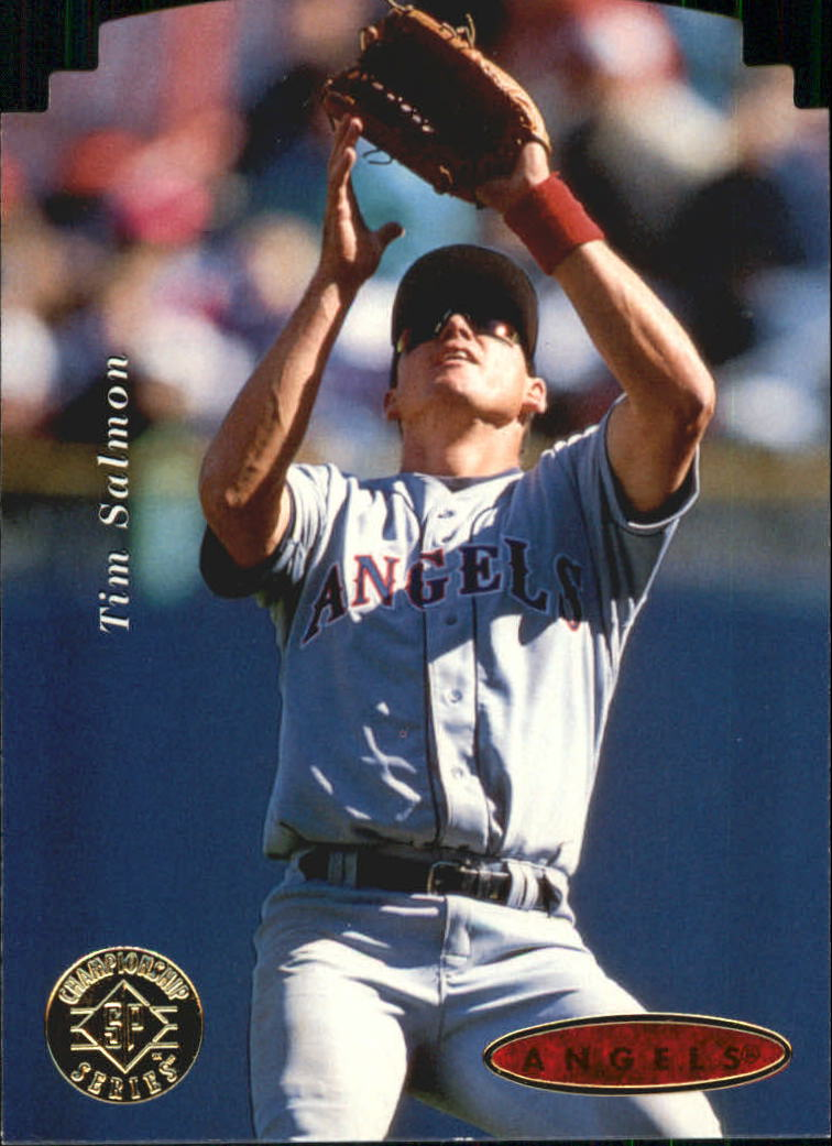 1995 SP Championship Die Cuts #135 Tim Salmon