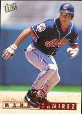 1995 Ultra #41 Manny Ramirez