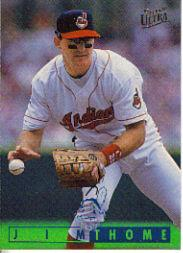 1995 Ultra #42 Jim Thome