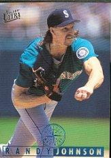 1995 Ultra #103 Randy Johnson